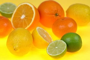 askorbinsyra citronsyra skillnad