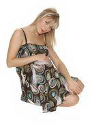 Användningsområden för en värmedyna i ett tidigt skede av graviditeten