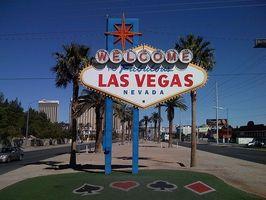 Kul bröllop i Las Vegas