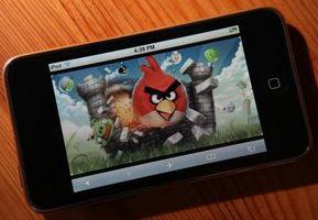 """Hur du kan maximera nivå poäng på """"Angry Birds"""""""