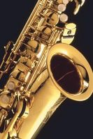 Hur man byter altsaxofon kuddar