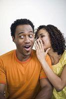 Hur man handskas med en vän som berättade en hemlighet