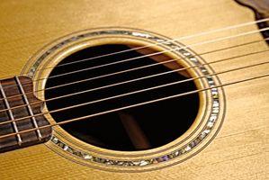 Martin gitarr historia