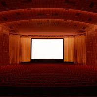 Observationen aktiviteter för teater konst