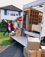 Finns det en checklista med saker att göra när du flyttar?