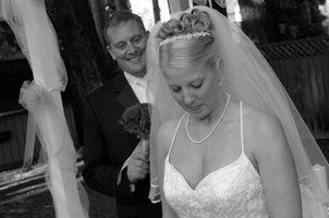 Bröllop etikett för styvföräldrar
