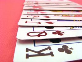 Regler till cirkla av död kortspel