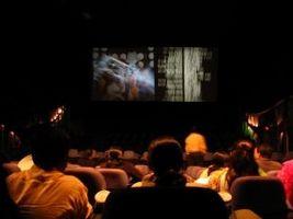 Hur man smyga in mat i biografer