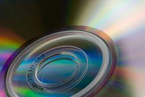Hur man spela in låtar från en CD till en fil