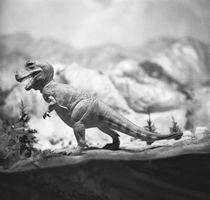 Hur man drar en Tyrannosaurus