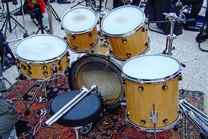 Hur man spelar Thrash Metal på trummor