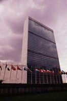 Hur man har ett bröllop i FN i New York
