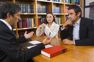 Hur man handskas med en arg make under en skilsmässa