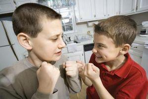 Hur man hanterar barn som träffar