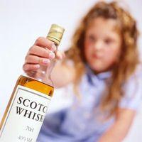 Återhämtning för barn till alkoholister