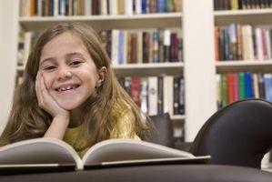 Hur man får en första Grader intresserade av läsning