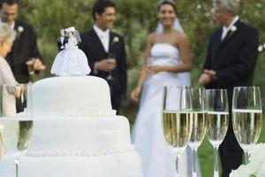 Bröllop mottagning Plan checklista