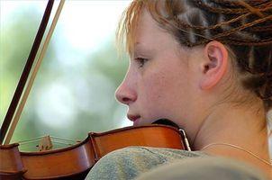 Traditionell irländsk musikinformation