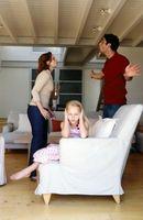 Hur förklara för barnen varför du kämpar med en make