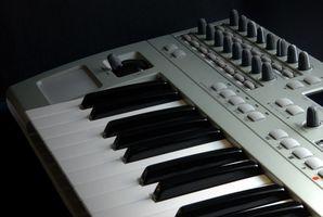 Hur att höra en M-Audio Keystation 49E