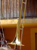 Hur man gör egen Band musik för trombon