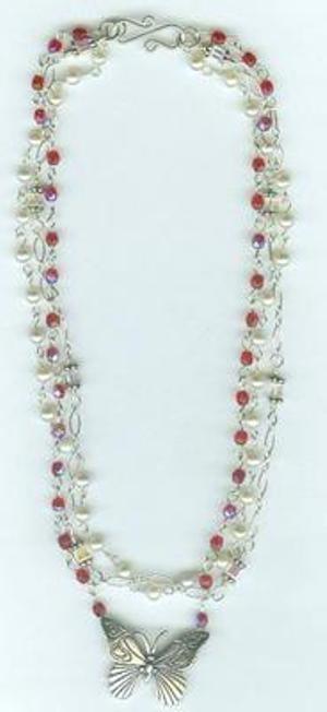 Bead & Wire smycken idéer