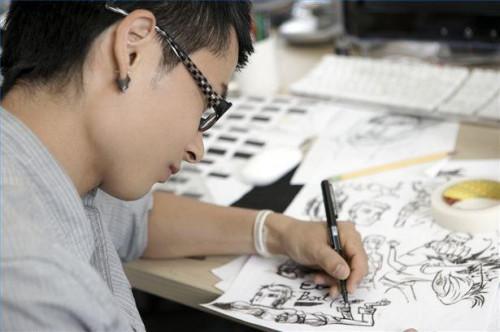 Hur man tecknar Manga