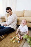 Leksaker & spel för att hålla barnen upptagna