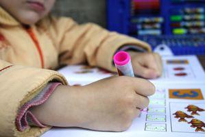Hur man kan förbättra ordförråd hos barn