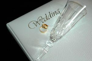 Platser har ett bröllop i västra Tennessee