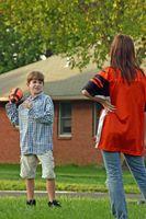 Grupp aktivitet spel för barn