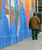 Berömda mexikanska väggmålningar