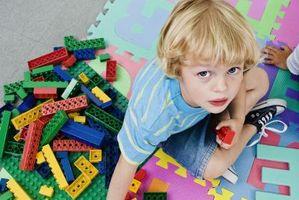 Hur man gör en Cylinder med fyrkantiga Legos