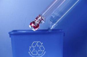 Minskar effekterna av den globala uppvärmningen när återvinning?