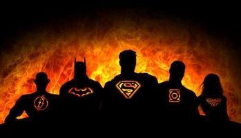 Justice League hjältar Tips