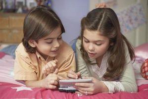 Bra Nintendo DS spel för 5-åriga nybörjare