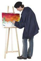 Hur man gör en snabb målning