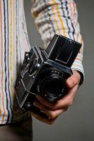 Fotografitekniker för ett 50-bröllop