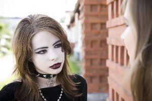 Hur kan man vara gotiska som tonåring