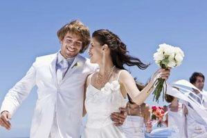 Hur man startar ett bröllop mottagning efter en ceremoni