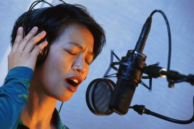 Hur till extraktet en röst från en sång & Recycle