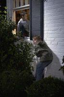 Effekterna av föräldrar som hålls ansvariga för sina barn stjäla