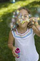Hur man gör min bubbla maskin dimma bubblor