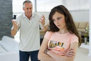 Hur man gör med din far efter ett gräl