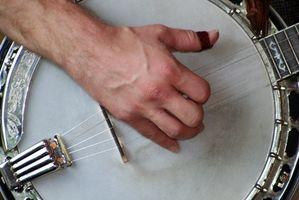 Hur man spelar 5 strängad Banjo för nybörjare