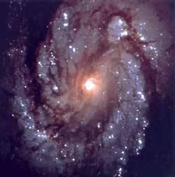 Om stjärnor & galaxer