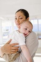Social utveckling hos unga barn i barn vårdcentraler