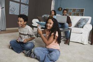 Spel att lära datorkunskaper för K-5