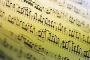 Jag behöver veta hur man läser musik