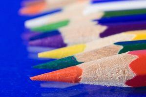 Penna färg Tutorial
